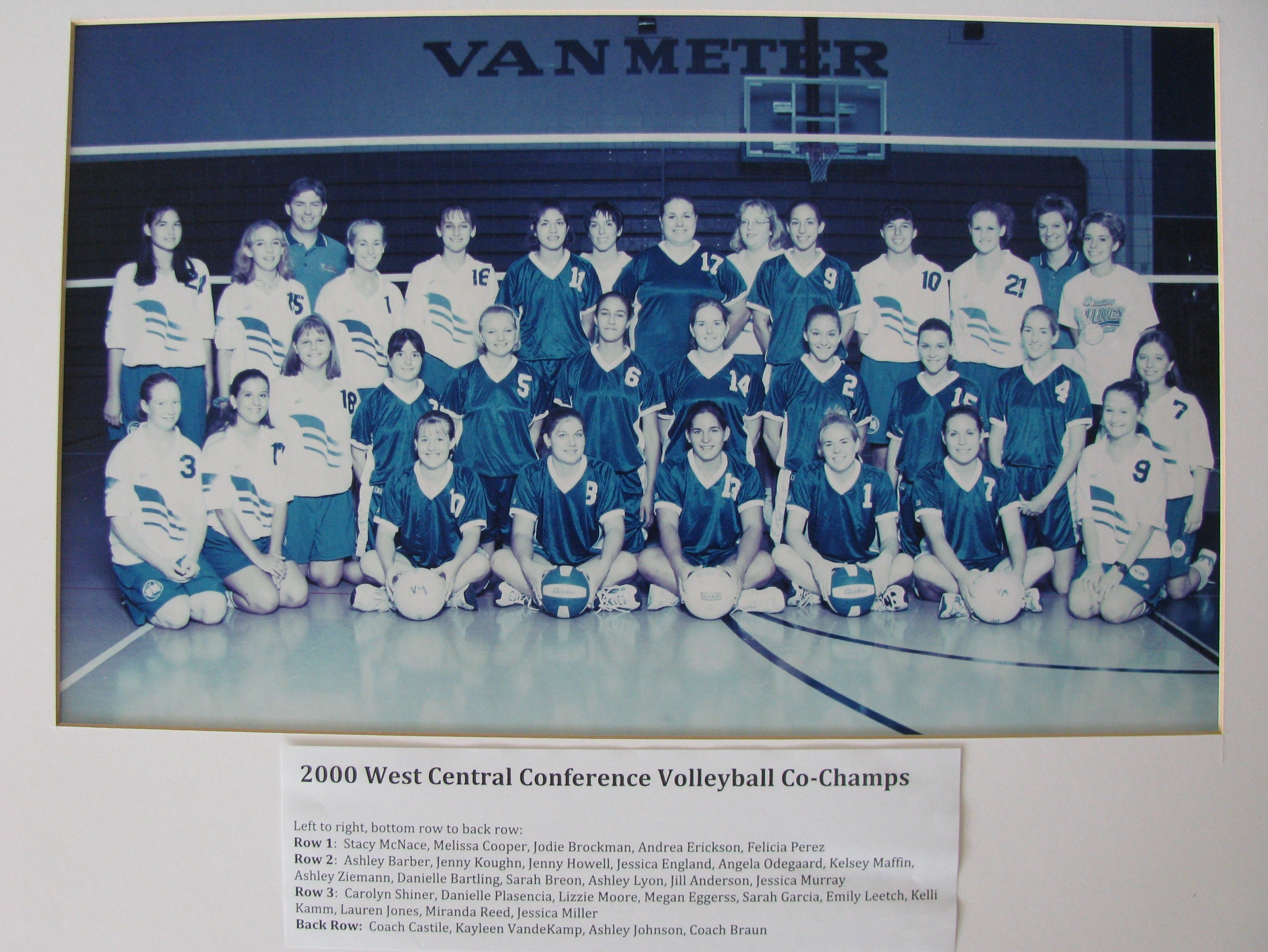 2000 volleyball